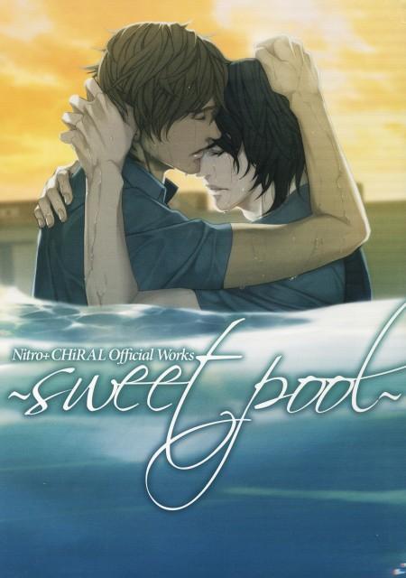 Nitro+, Sweet Pool, Tetsuo Shironuma, Youji Sakiyama