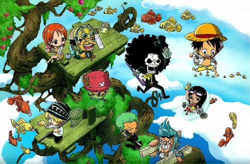 Eiichiro Oda, Toei Animation, One Piece, Franky, Monkey D. Luffy
