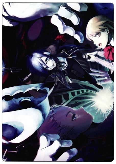Shin Megami Tensei: Persona 3, Thanatos, Yukari Takeba, Minato Arisato, Doujinshi