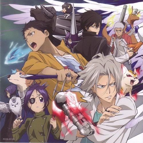 Akira Amano, Artland, Katekyo Hitman Reborn!, Kyoya Hibari, Hayato Gokudera