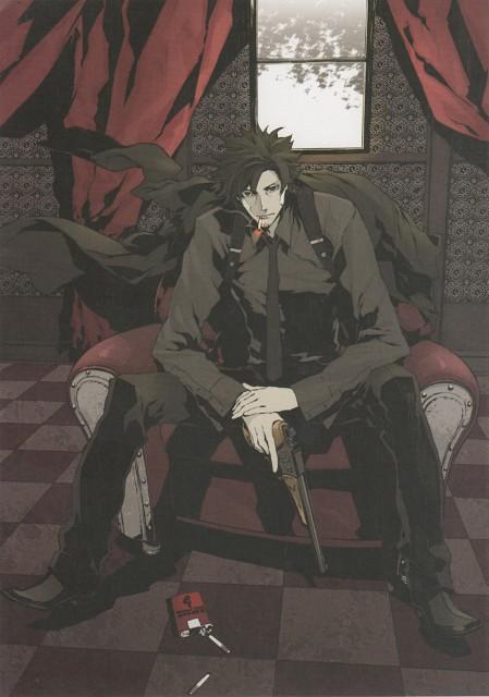 Miwa Shirow, Fate/Zero, Fate/Zero Tribute Arts, Kiritsugu Emiya