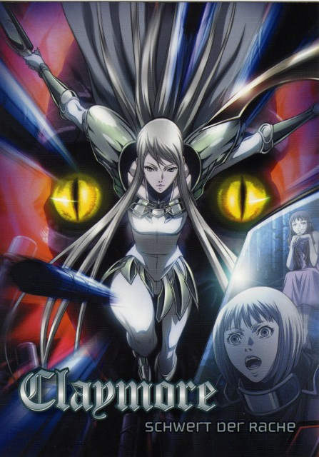 Norihiro Yagi, Madhouse, Claymore, Riful, Galatea