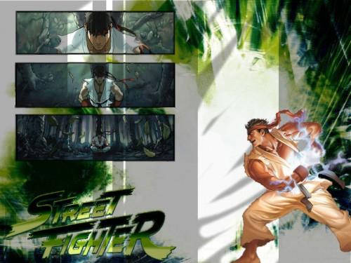Street Fighter, Ryu Wallpaper