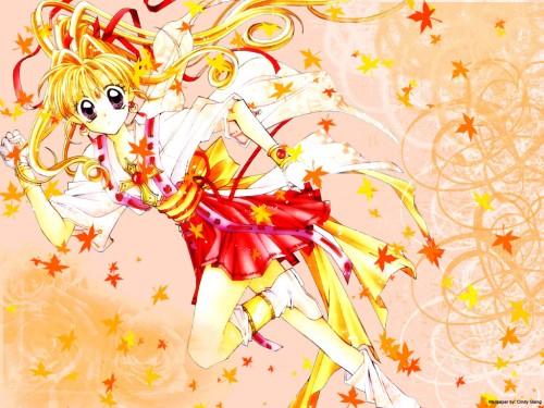Arina Tanemura, Kamikaze Kaitou Jeanne, Kaitou Jeanne Wallpaper
