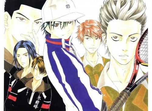 Takeshi Konomi, J.C. Staff, Prince of Tennis, Shinji Ibu, Akira Kamio