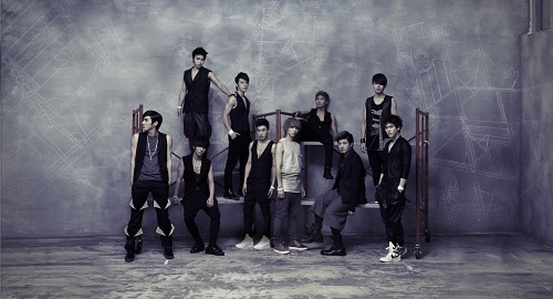 Donghae, Super Junior, Ryeowook, Shindong, Yesung