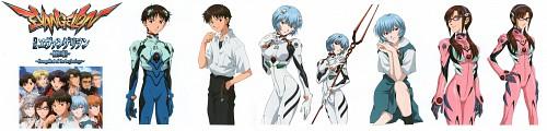 Yoshiyuki Sadamoto, Gainax, Khara, Neon Genesis Evangelion, Rei Ayanami