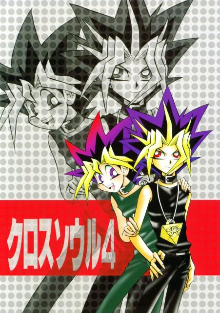 Yu-Gi-Oh Duel Monsters, Yami Yuugi, Yuugi Mutou, Doujinshi