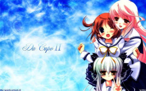 Da Capo II Wallpaper