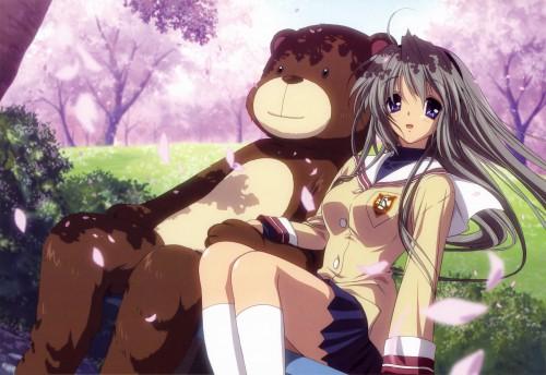 Kyoto Animation, Clannad, Tomoyo Sakagami