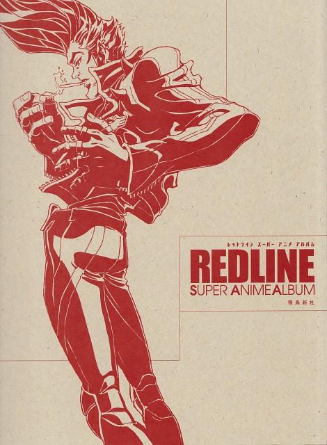 Redline - Super Anime Album