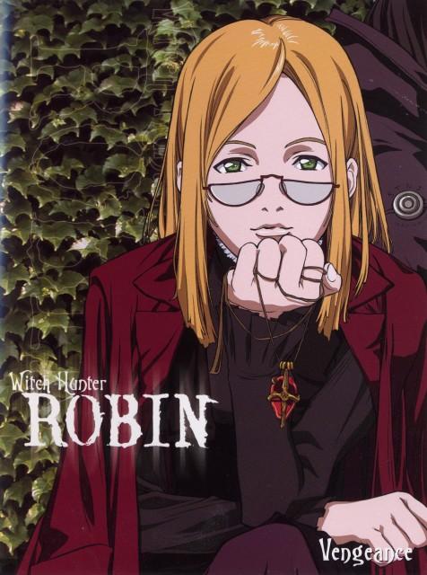 Sunrise (Studio), Witch Hunter Robin, Robin Sena