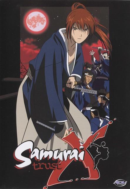 Nobuhiro Watsuki, Studio DEEN, Rurouni Kenshin, Kenshin Himura, Hajime Saitou
