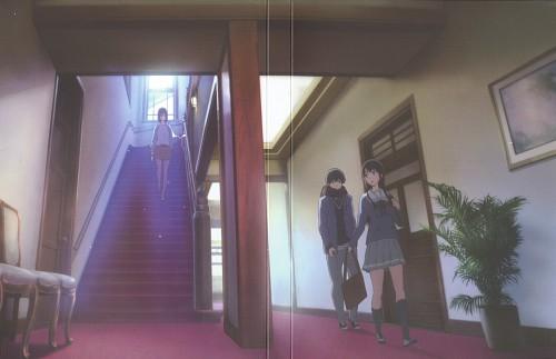 Kyoto Animation, Kyoukai no Kanata, Mitsuki Nase, Hiroomi Nase, Izumi Nase