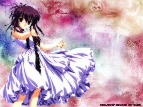 Naoto Tenhiro, Sister Princess, Chikage Wallpaper