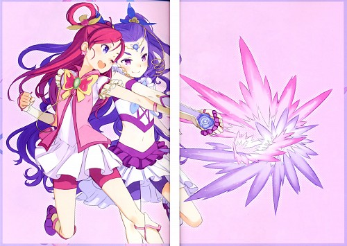 Kouhaku Kuroboshi, Yes! Precure 5, GRANADA LEVEL P , Milky Rose, Cure Dream