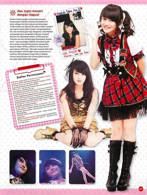 JKT48, Magazine Page