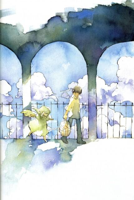 Miggy, Robot: Super Color Comic 1
