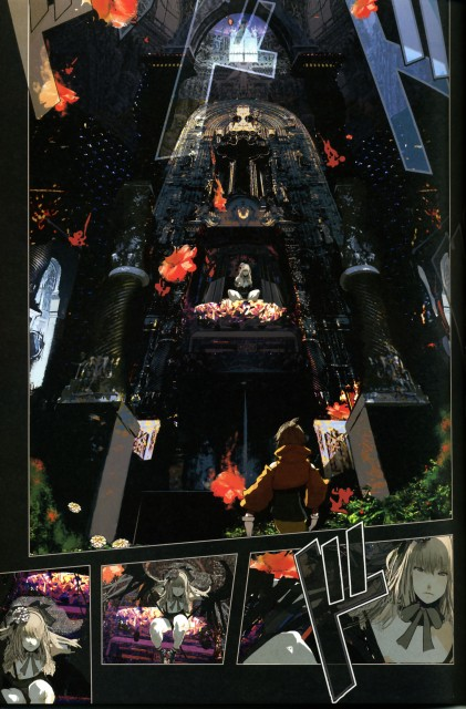 Hirotaka Maeda, Robot: Super Color Comic 2