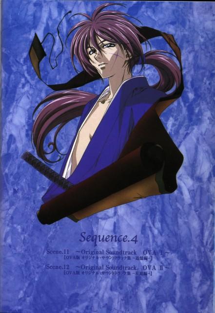 Nobuhiro Watsuki, Atsuko Nakajima, Studio DEEN, Studio Gallop, Rurouni Kenshin