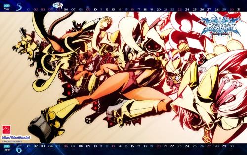 Blazblue, Taokaka, Calendar