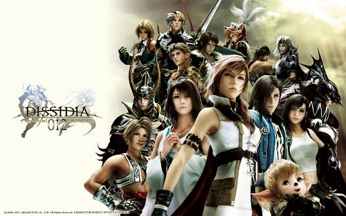 Square Enix, Final Fantasy Dissidia, Warrior Of Light, Vaan, Jecht