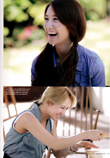 Yoona, HyoYeon, Girls Generation
