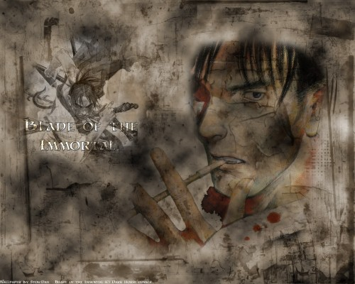 Hiroaki Samura, Bee Train, Blade of the Immortal, Manji Wallpaper