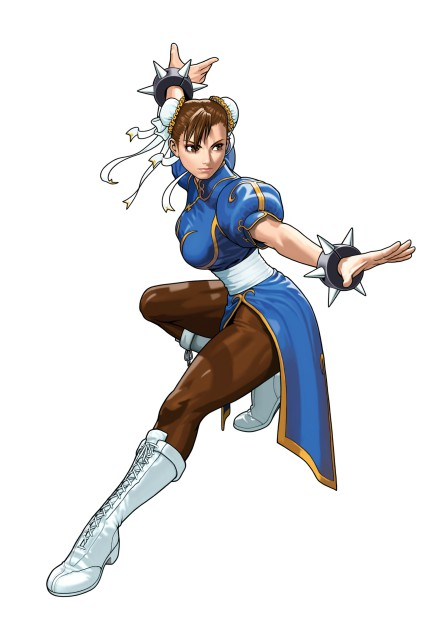 Capcom, Tatsunoko Vs. Capcom, Street Fighter, Chun-Li