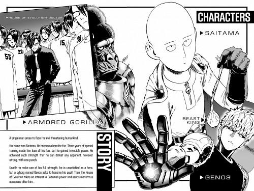 Yuusuke Murata, Madhouse, Onepunch-Man, Genos, Saitama