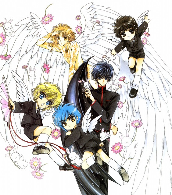 CLAMP, Madhouse, Studio Pierrot, Wish, X