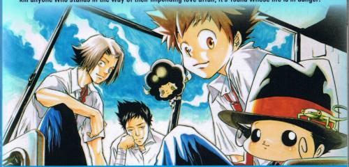 Akira Amano, Katekyo Hitman Reborn!, Takeshi Yamamoto, Hayato Gokudera, Leon (Katekyo Hitman Reborn!)