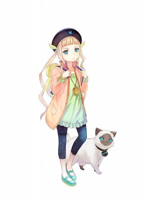 Namco, Tales of Xillia 2, Elle Mel Mata