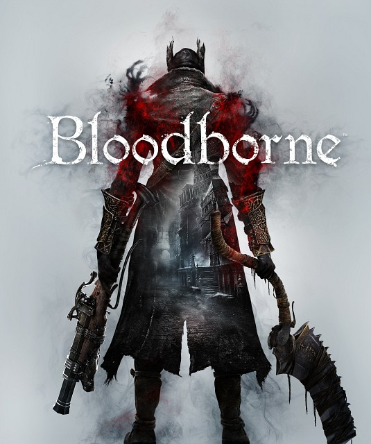 FromSoftware, Sony Computer Entertainment Inc, Bloodborne, The Hunter, Video Game Cover