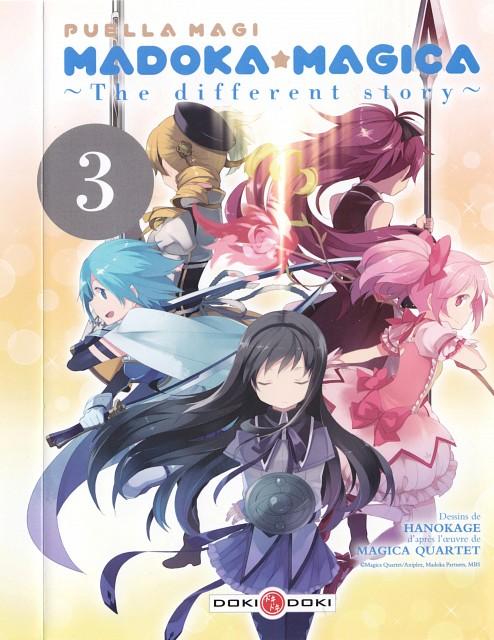 Shaft (Studio), Puella Magi Madoka Magica, Madoka Kaname, Homura Akemi, Kyouko Sakura