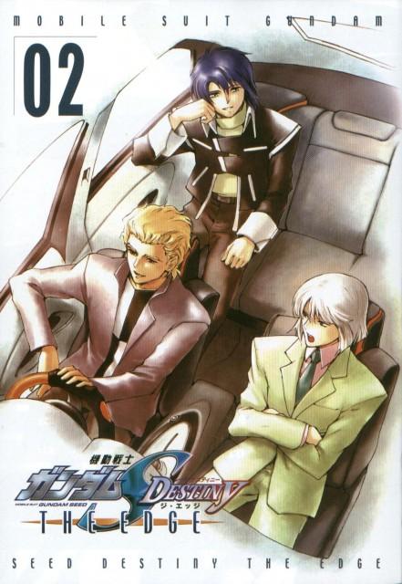 Chimaki Kuori, Sunrise (Studio), Mobile Suit Gundam SEED Destiny, Athrun Zala, Dearka Elthman