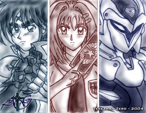 Tekkaman Blade, B't X, Cardcaptor Sakura, Sakura Kinomoto, Member Art
