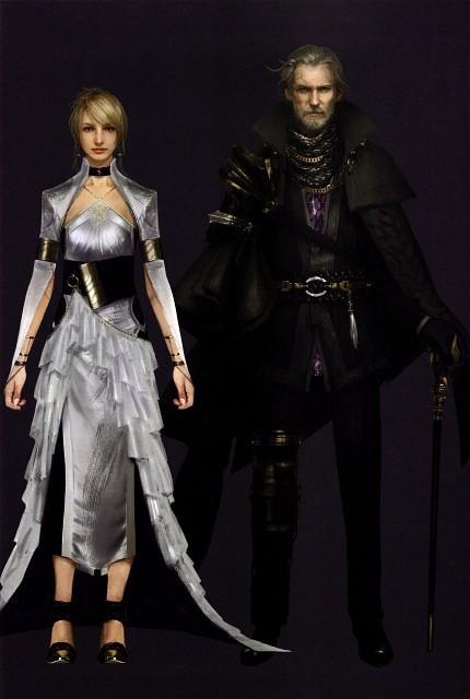 Square Enix, Final Fantasy XV, Regis Lucis Caelum, Lunafreya Nox Fleuret