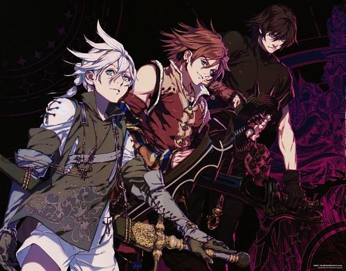 Kimihiko Fujisaka, Square Enix, Nier, Drag On Dragoon, Caim