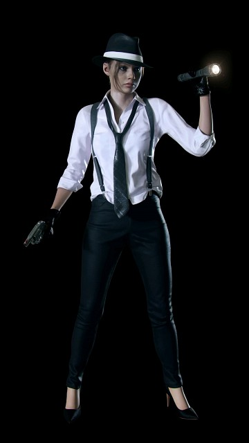 Capcom, Resident Evil 2, Claire Redfield