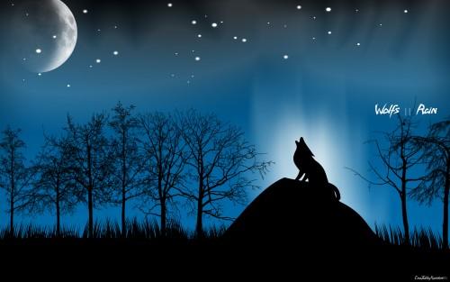 Wolf's Rain Wallpaper