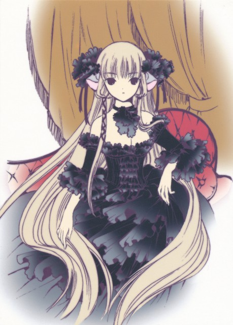 CLAMP, Chobits, Freya