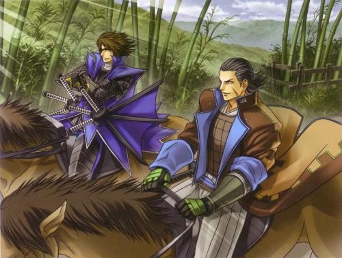 Capcom, Sengoku Basara, Kojuro Katakura, Masamune Date, Occupations