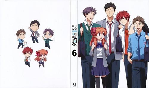 Junichiro Taniguchi, Izumi Tsubaki, Dogakobo, Gekkan Shoujo Nozaki-kun, Umetarou Nozaki