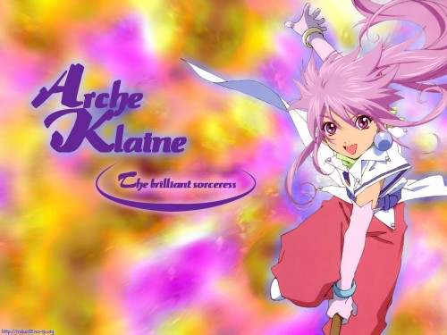 Namco, Tales of Phantasia, Arche Klaine Wallpaper