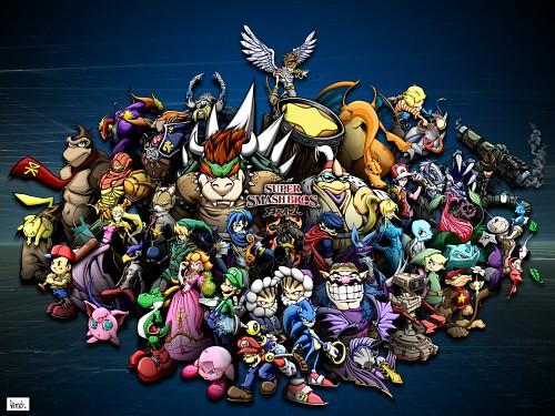 Nintendo, Super Smash Bros. Brawl, Yoshi, Luigi, Kirby (Character)