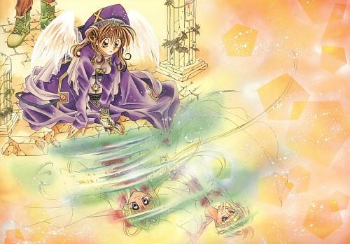 Arina Tanemura, Kamikaze Kaitou Jeanne, Kamikaze Kaitou Jeanne Artbook, Kaitou Jeanne, Kaitou Sinbad