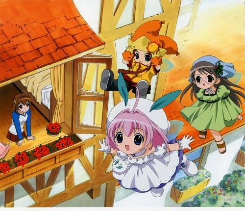 Koge Donbo, J.C. Staff, A Little Snow Fairy Sugar, Sugar (A Little Snow Fairy Sugar), Saga Bergman
