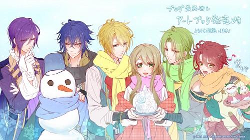 Aya Murasaki, Idea Factory, Snow Bound Land, Gerda, Craes