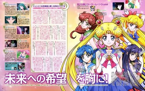 Toei Animation, Bishoujo Senshi Sailor Moon, Sailor Moon, Sailor Jupiter, Sailor Venus